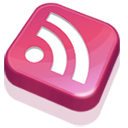 Feed, Icon, Pink Icon