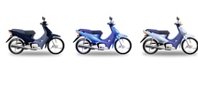 Honda Biz Icons