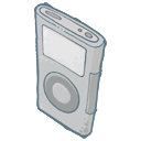 Grey, Ipod Icon