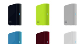 WD External HD Icons