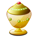 Aladdin, Lamp Icon