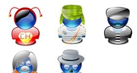 Chespirito Characters Icons