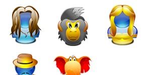 Tarzan Icons