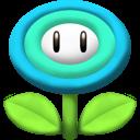 Flower, Ice Icon