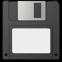 Dev, Floppy Icon