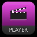 Purple, Video Icon