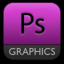 Ps, Purple Icon