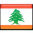 Lebanonflag Icon