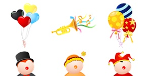 Event People Icons