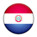 Flag, Of, Paraguay Icon