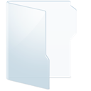 Folder, Light Icon