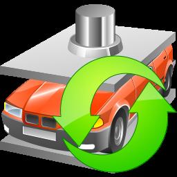 Car, Utilization Icon