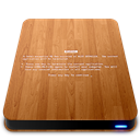 Bsod, Drives, Slick, Wooden Icon