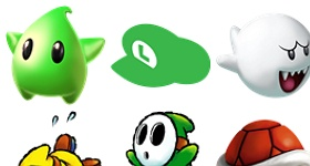 Super Mario 2 Icons