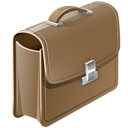 Brief, Case Icon