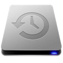 Drives, Icon, Machine, Remake, Slick, Time Icon