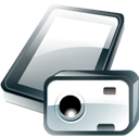 Camera, Files Icon
