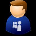 Icontexto, Myspace, User, Web Icon