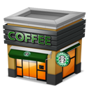 Coffee, Shop Icon