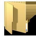 Folderopened, Yellow Icon