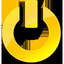 Power, Yellow Icon