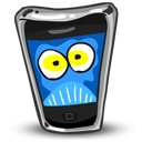 Afraid, Iphone Icon