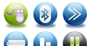 The Spherical Icons