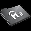 Grey, House Icon