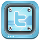 Email, Facebook, Twitter Icon