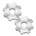 Configure, Gears, Preferences Icon