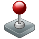 Computer, Game, Games, Joystick Icon