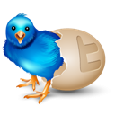 Egg, Twitter Icon