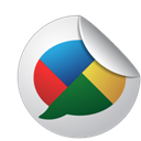 Buzz, Google, Sticker Icon