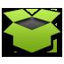 Dropbox, Green Icon