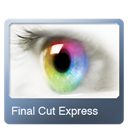 Cut, Express, Final Icon
