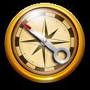 Ancient, Mariner, Safari Icon
