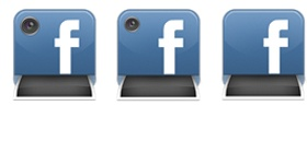 Facebook Photo Browser Icons