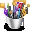 Art, Supplies Icon