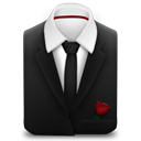 Rose, Suit Icon