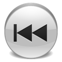 Backward, Step Icon