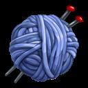 Knitting, Needles Icon