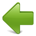 Arrow, Left Icon