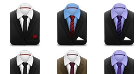 The Manager Icons