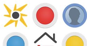 Google+ Icons