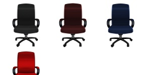 Office Chairs Icons