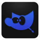 Blueberry, Gimp Icon