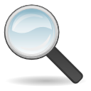Find, Search, Zoom Icon