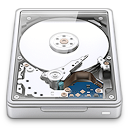 Clear, Disk, Drive, Harddisk, Harddrive, Internal, Storage Icon