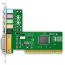 Config, Pci, Soundcard, System Icon