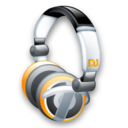 Headphones, Music Icon